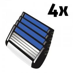 Izdelek vsebuje nastavek in štiri HB4 Refill Blades rezila.